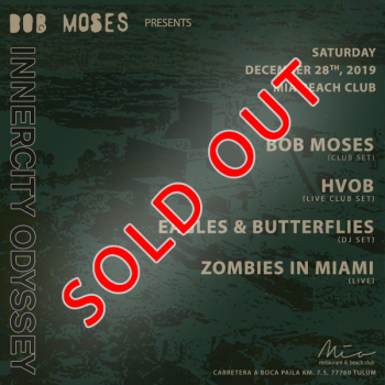 Live Music Festival Tulum- SOLD OUT