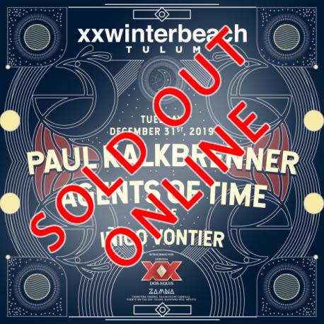 XXWinterbeach 31 Diciembre- BUY AT THE EVENT BOX